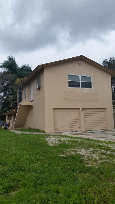 Lake Worth, Lakeworth Rental For Rent: 4713 Mee Court #4225