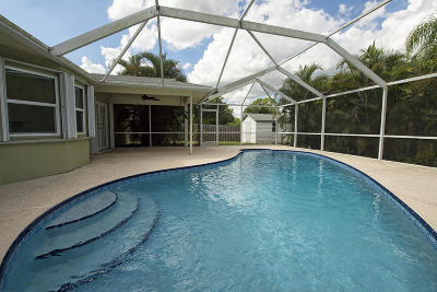 Port Saint Lucie Single Family Home For Sale: 613 NW Marion Avenue