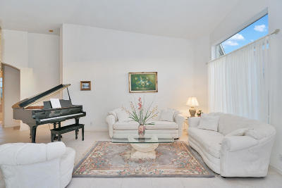 Boca Raton Single Family Home For Sale: 7150 NW Turtle Walk
