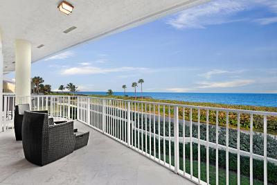 Ocean Ridge Rental For Rent: 5111 Ocean Boulevard #C