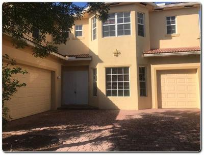 Boynton Beach Single Family Home For Sale: 8797 Cobblestone Point Circle