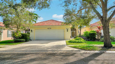 West Palm Beach Single Family Home For Sale: 2678 James River Road