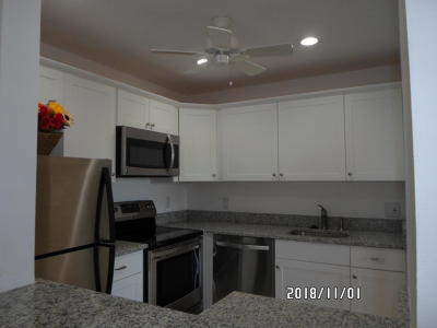 Delray Beach Condo For Sale: 718 Saxony O