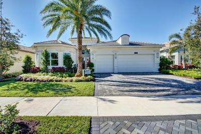Boynton Beach Single Family Home For Sale: 8218 Pyramid Peak Lane