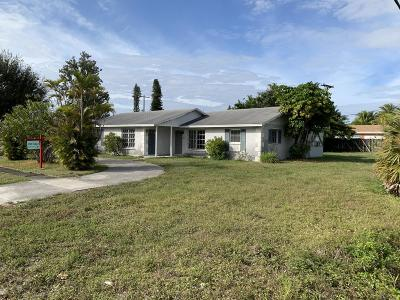 Lake Worth Multi Family Home For Sale: 4015 Sussex Avenue