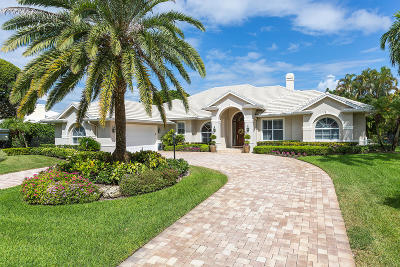 Boynton Beach FL Single Family Home For Sale: $1,000,000