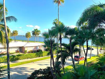 West Palm Beach Rental Leased: 917 Flagler Drive #307