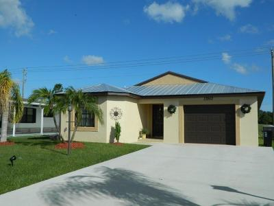 Fort Pierce Single Family Home For Sale: 10 Cordillera