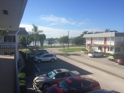 Lake Worth, Lakeworth Rental For Rent: 3360 Lake Osborne Drive #208