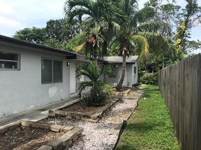 Fort Lauderdale FL Multi Family Home For Sale: $499,999