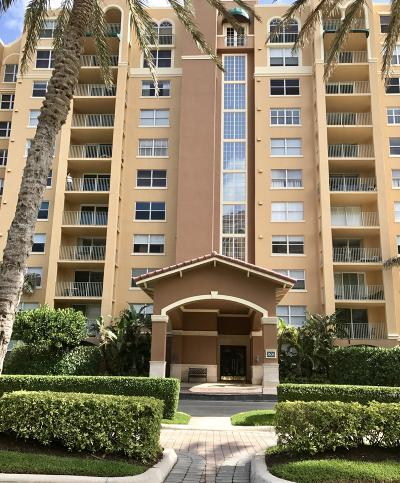 Highland Beach Condo For Sale: 3606 S Ocean Boulevard #602