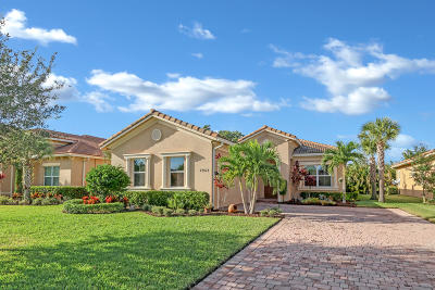 Stuart Single Family Home For Sale: 7952 SW Marin Drive
