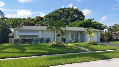 Boca Raton Single Family Home For Sale: 1190 SW 14th Street