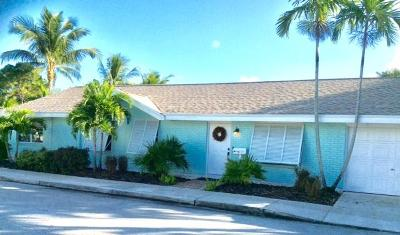 Lake Worth Single Family Home For Sale: 1229 Palmway