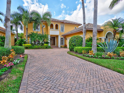 West Palm Beach Single Family Home For Sale: 7511 Monte Verde Lane