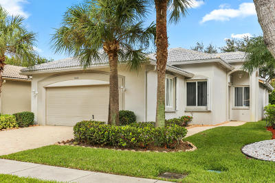 West Palm Beach Single Family Home For Sale: 9078 Bay Point Circle