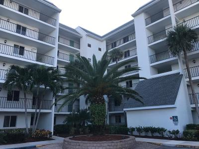 Fort Pierce Condo For Sale: 2400 S Ocean Drive #7614