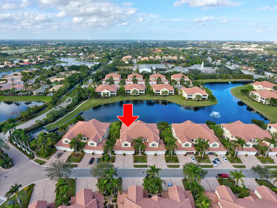 Palm Beach Gardens Condo For Sale: 113 Palm Bay Drive #C