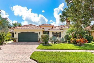 Boynton Beach Single Family Home For Sale: 6887 Antinori Lane