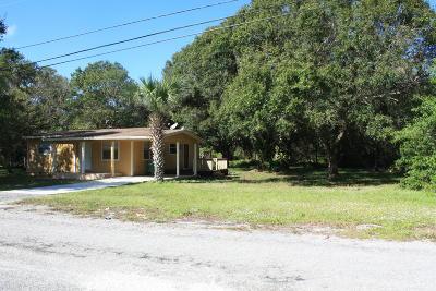 Fort Pierce Single Family Home For Sale: 4104 Avenue O Avenue