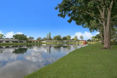 Delray Beach FL Single Family Home For Sale: $149,900
