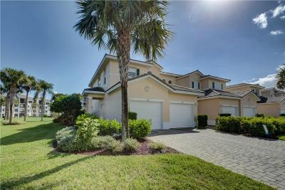Fort Pierce Townhouse For Sale: 100 S Compass Drive #100