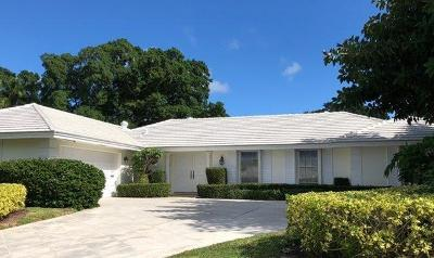 Atlantis Single Family Home For Sale: 244 Orange Tree Drive