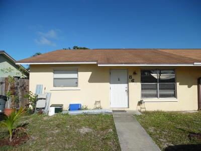 Hobe Sound Single Family Home For Sale: 8685 SE Sandy Lane
