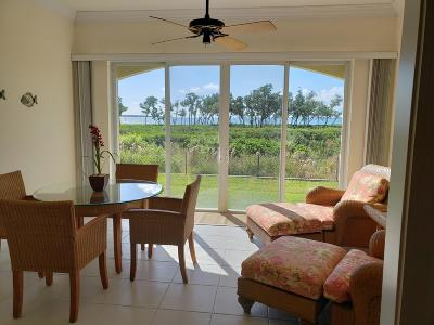 Fort Pierce Condo For Sale: 24 Harbour Isle Drive #106