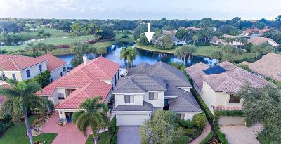 Palm Beach Gardens Single Family Home For Sale: 3731 Toulouse Drive