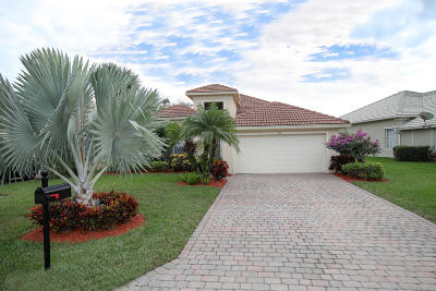 Port Saint Lucie Single Family Home For Sale: 338 NW Stratford Lane