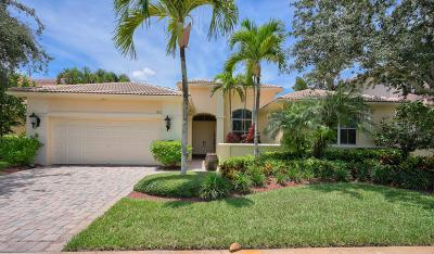 Palm Beach Gardens Single Family Home For Sale: 163 Sedona Way