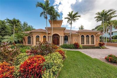 Stuart Single Family Home For Sale: 5 Oak Hill Way