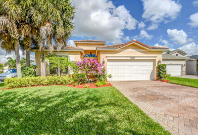 Port Saint Lucie Single Family Home Contingent: 10540 SW Southgate Court