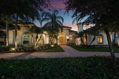 Boynton Beach Single Family Home For Sale: 10472 Saint Andrews Road