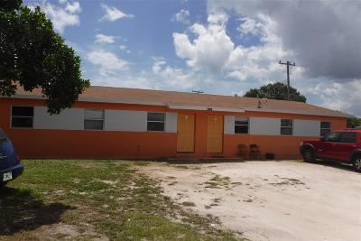 Fort Pierce Multi Family Home For Sale: 1002 16th Street