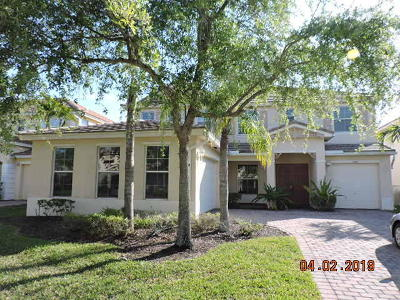 West Palm Beach Single Family Home For Sale: 206 Palm Beach Plantatio Boulevard