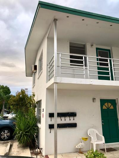 West Palm Beach Rental For Rent: 331 Walton Boulevard #1