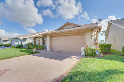 West Palm Beach Single Family Home For Sale: 5226 Tiffany Anne Circle