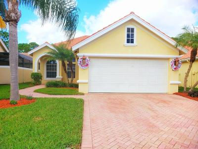 Port Saint Lucie Single Family Home For Sale: 840 SW Munjack Circle