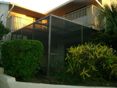 Hobe Sound Townhouse For Sale: 7437 SE Jamestown Terrace #1304