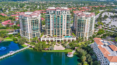 Palm Beach Gardens Condo For Sale: 3620 Gardens Parkway #502b