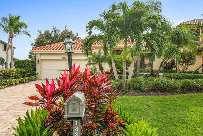 Palm Beach Gardens Single Family Home For Sale: 13324 Verdun Drive