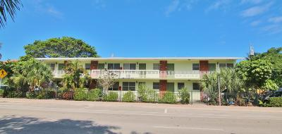 Lake Worth, Lakeworth Rental For Rent: 220 Lucerne Avenue #5