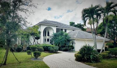 Coral Springs Single Family Home For Sale: 12622 Classic Drive