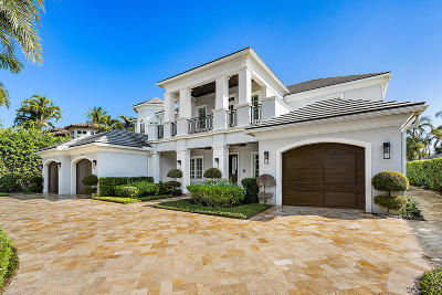 Boca Raton FL Single Family Home For Sale: $4,495,000