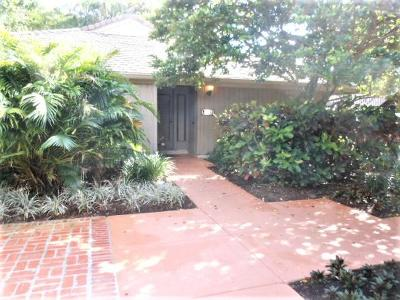 Boca Raton Single Family Home For Sale: 7093 Rain Forest Drive #B-5