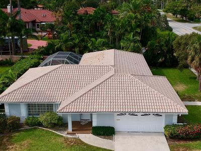 Boca Raton FL Single Family Home For Sale: $895,000