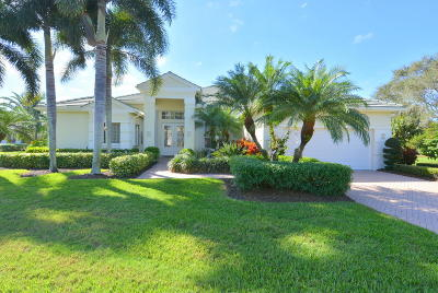 Port Saint Lucie Single Family Home For Sale: 1571 SE Ballantrae Court