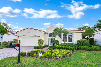 Jupiter Single Family Home For Sale: 3660 Northwind Court